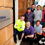 Sustainable Resource celebrates SDS Modern Apprenticeship Week 18-22 May