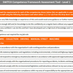 SWITCH Competence Assessment Tool Launch