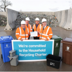 Falkirk Council – First local authority to sign up to the Household Recycling Charter