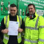 Craig Hutchison completes Sustainable Resource Management Modern Apprenticeship