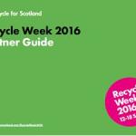 Recycle Week 12- 18 September 2016